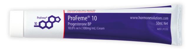 Progesterone Cream For Pcos