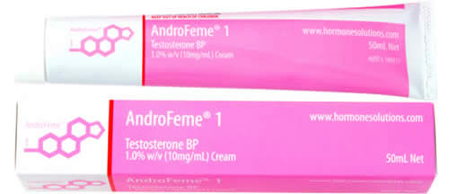 AndroFeme® 1% Testosterone cream