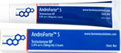 AndroForte® 5% Testosterone Cream