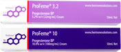 ProFeme® 3.2% and 10% Progesterone Creams