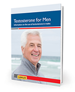Testosterone for Men Cover