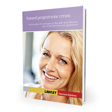 Progesterone for women booklet
